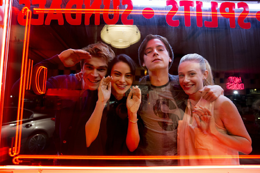 The Riverdale gang
