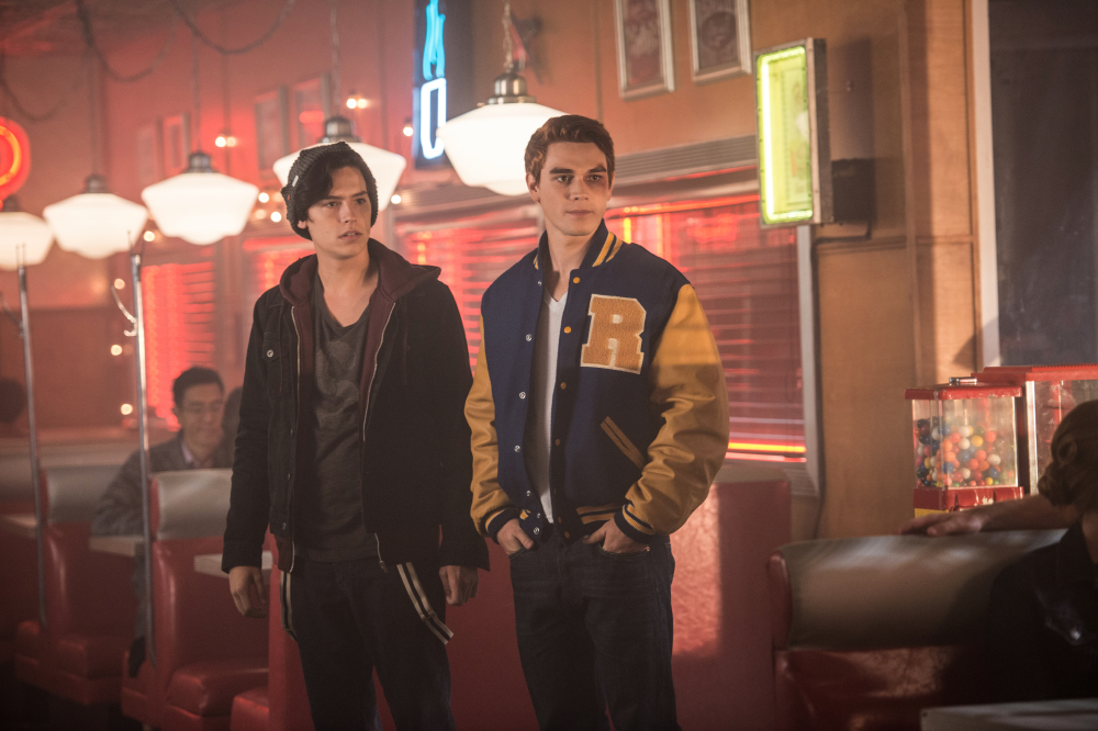 Will Jughead be able to get over the ramifications of his father's actions?
