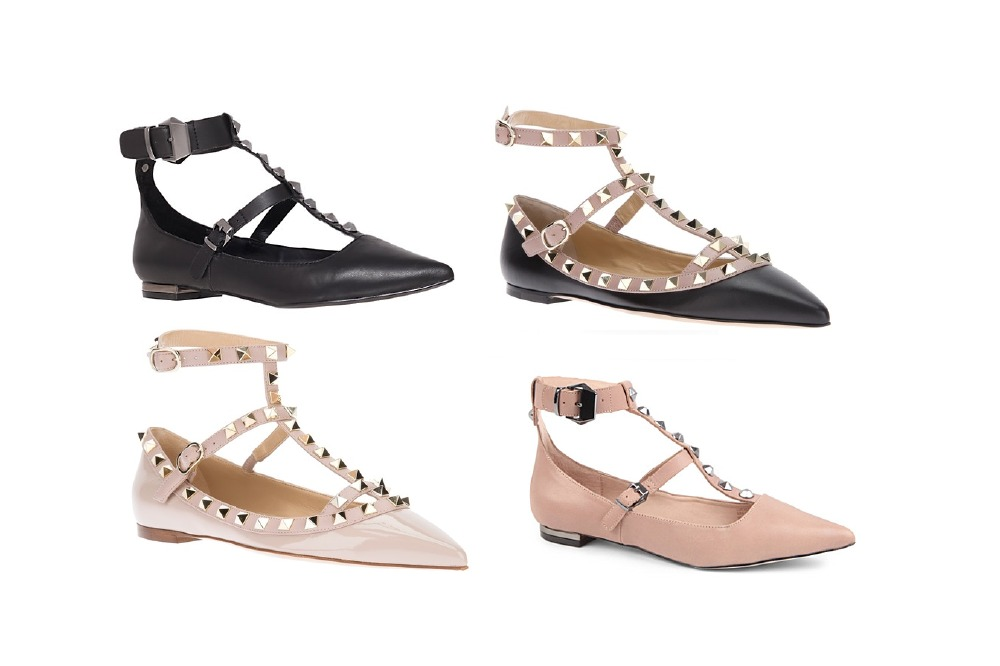 7c88f6a96a1b The Valentino Rockstud and Kurt Geiger Lyric are incredibly similar
