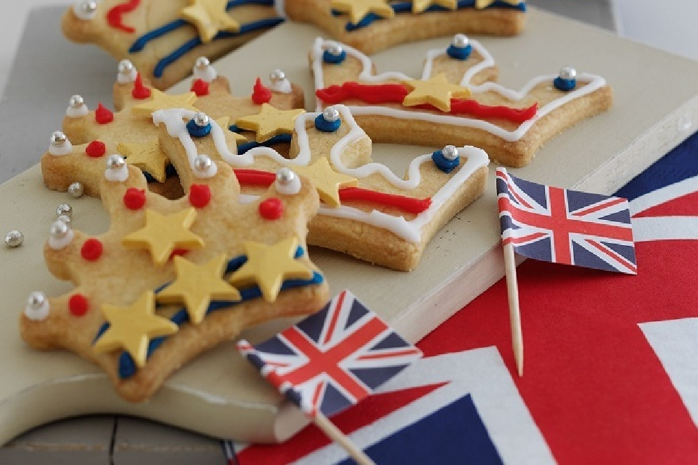 Royal Baby Biscuits