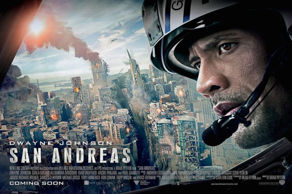 Watch San Andreas Quake (2015) Full Movie - xMovies8