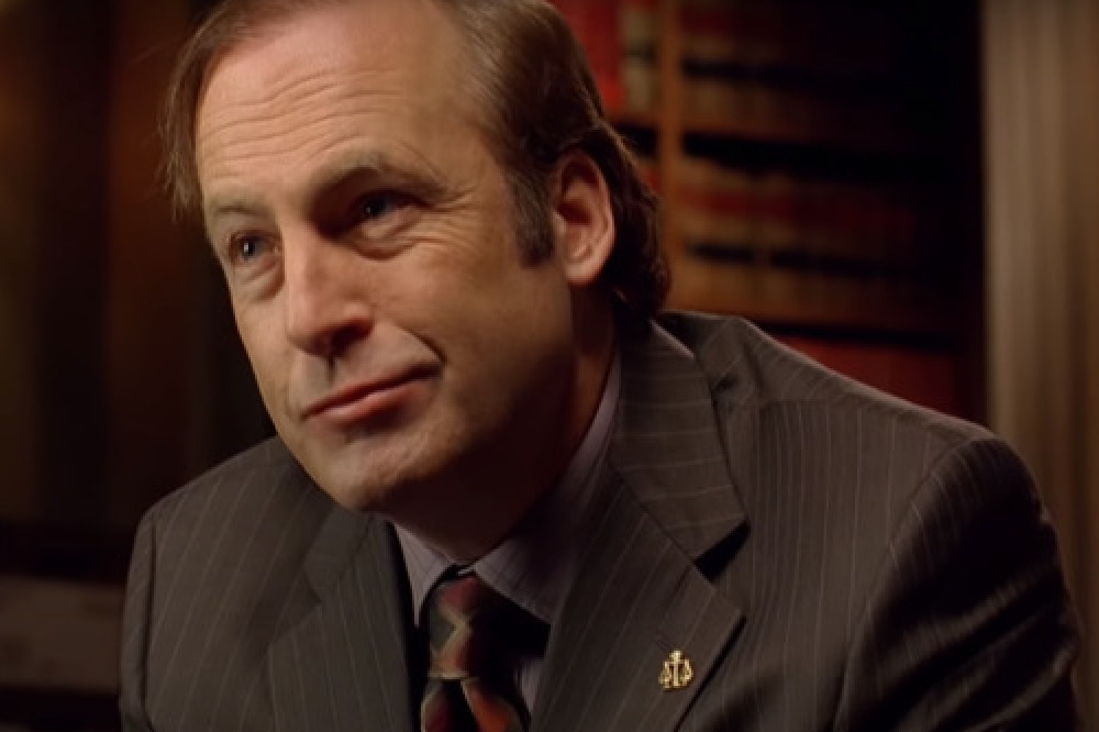 Bob Odenkirk as Saul Goodman / Picture Credit: AMC