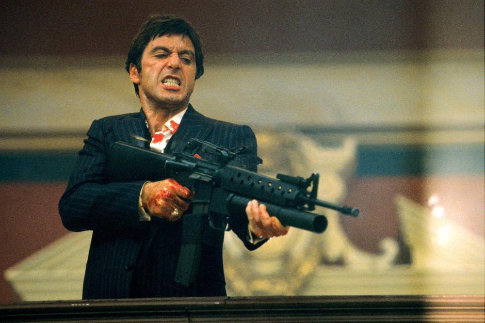 Scarface (1983 - also a reboot!)