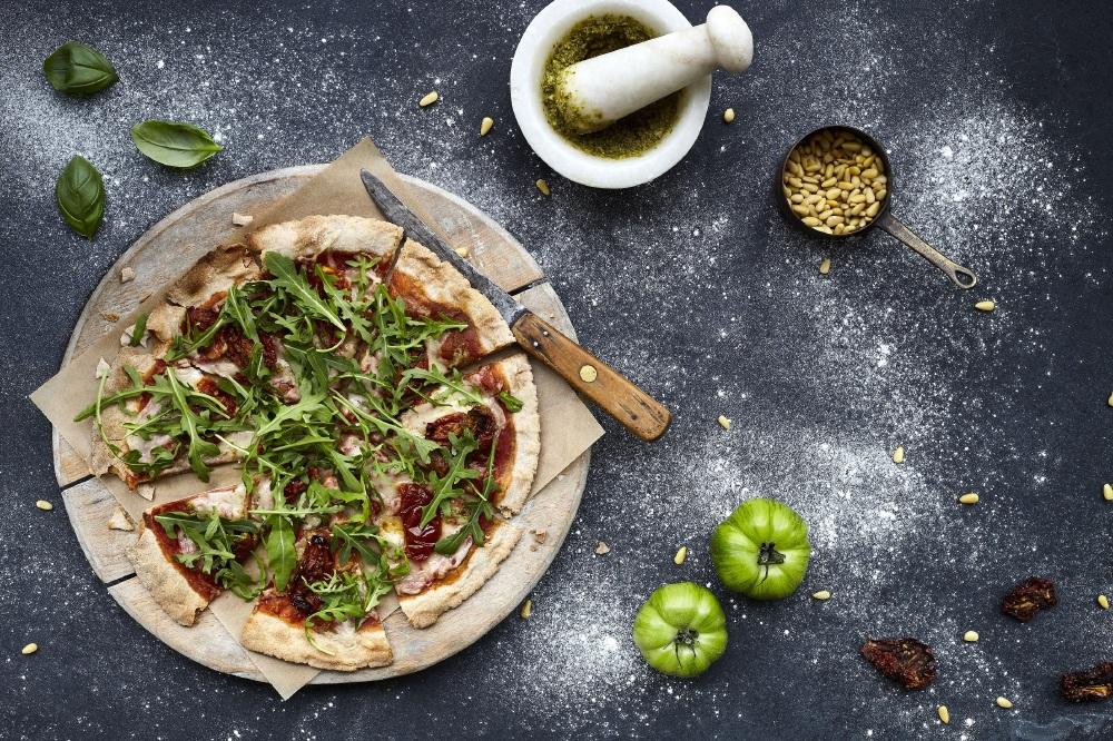 New Vegan Pizza Hits The Supermarket Shelves