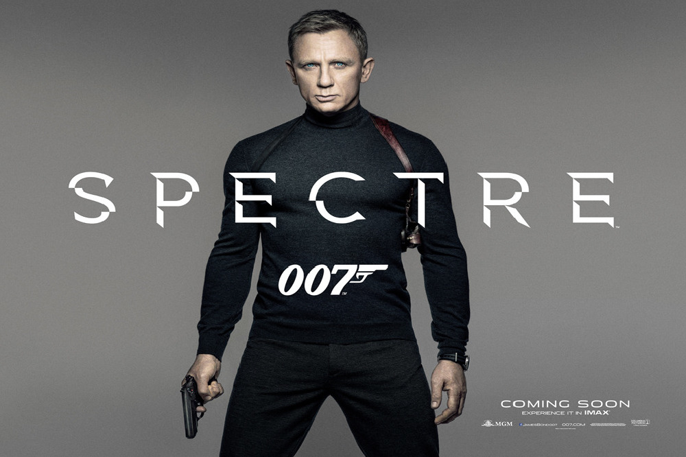 Holiday like James Bond ahead of the new Spectre film release
