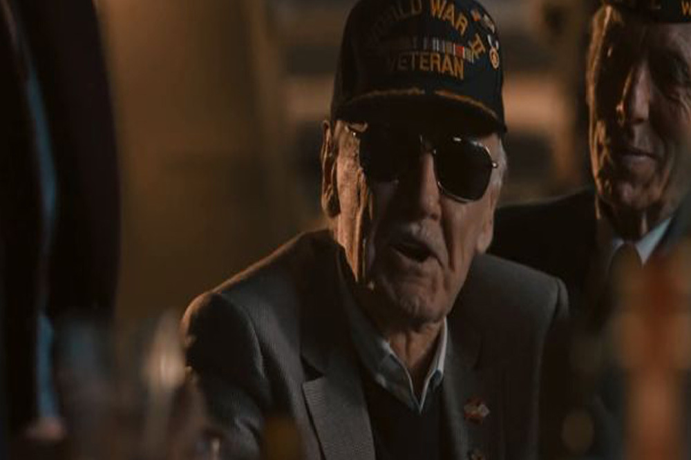 Stan Lee in Avengers: Age of Ultron