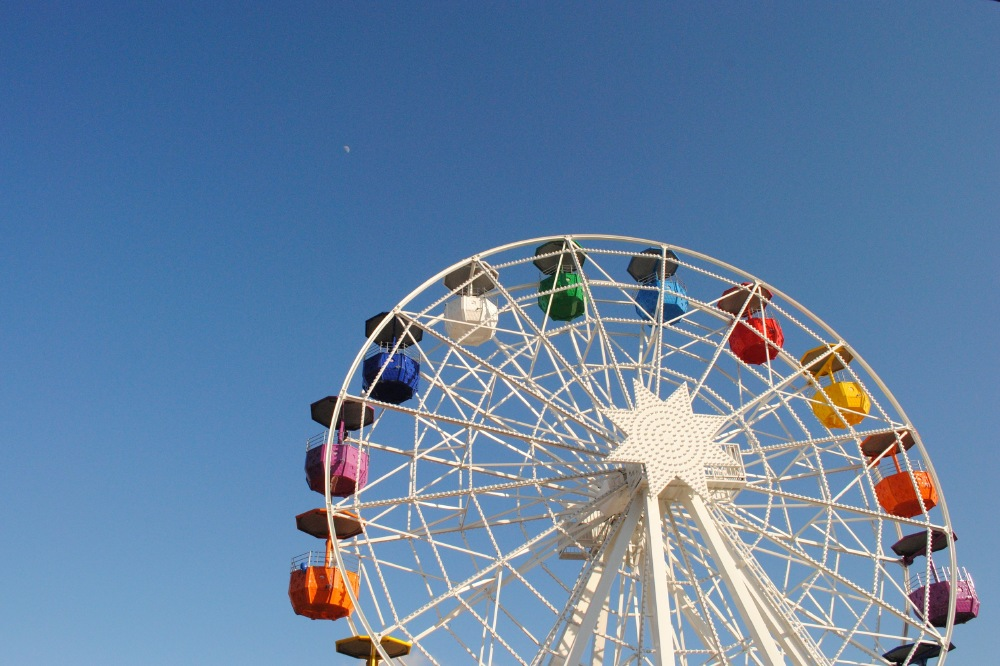 What does it mean to dream about a Ferris wheel?