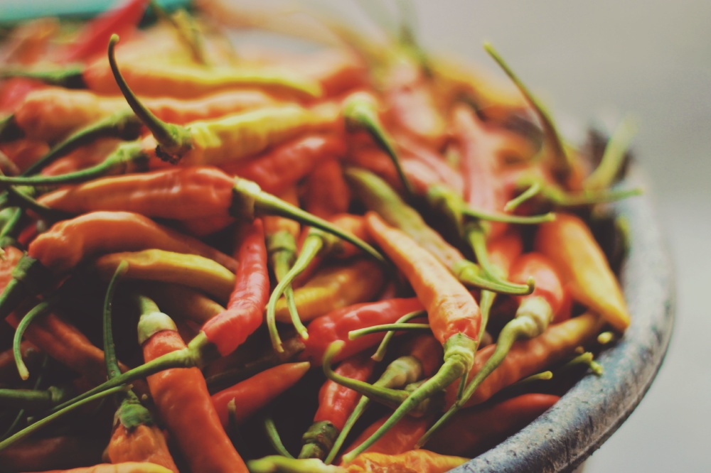 We find out what it means to dream about chillies