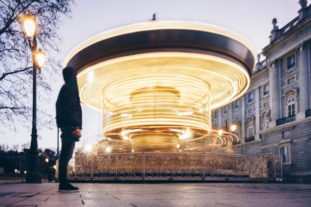 We find out what it means to dream about a merry go round or carousel
