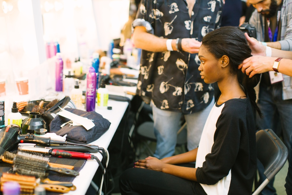 Last night, thousands of women across the country took part in a major global hairstyling event.