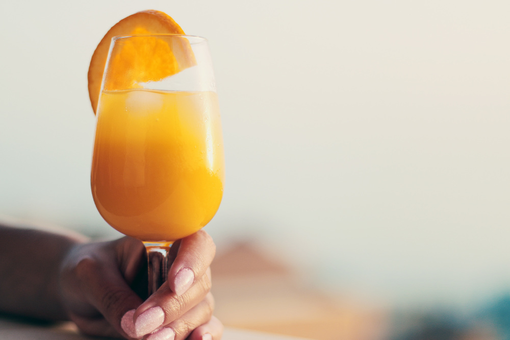 We find out what it means to dream about orange juice