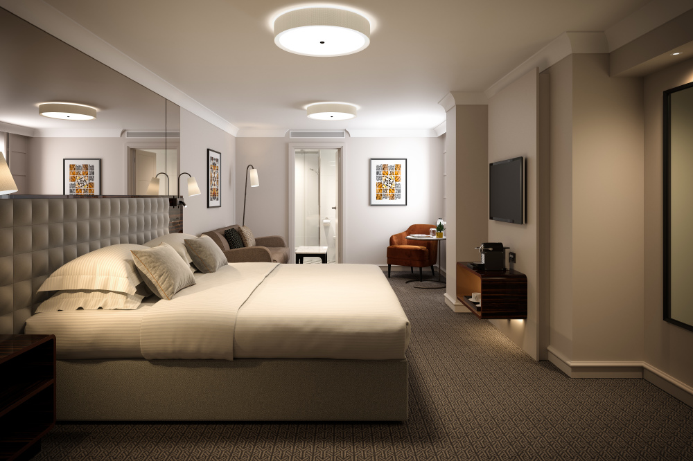 The Strand Palace Kind Double Suite
