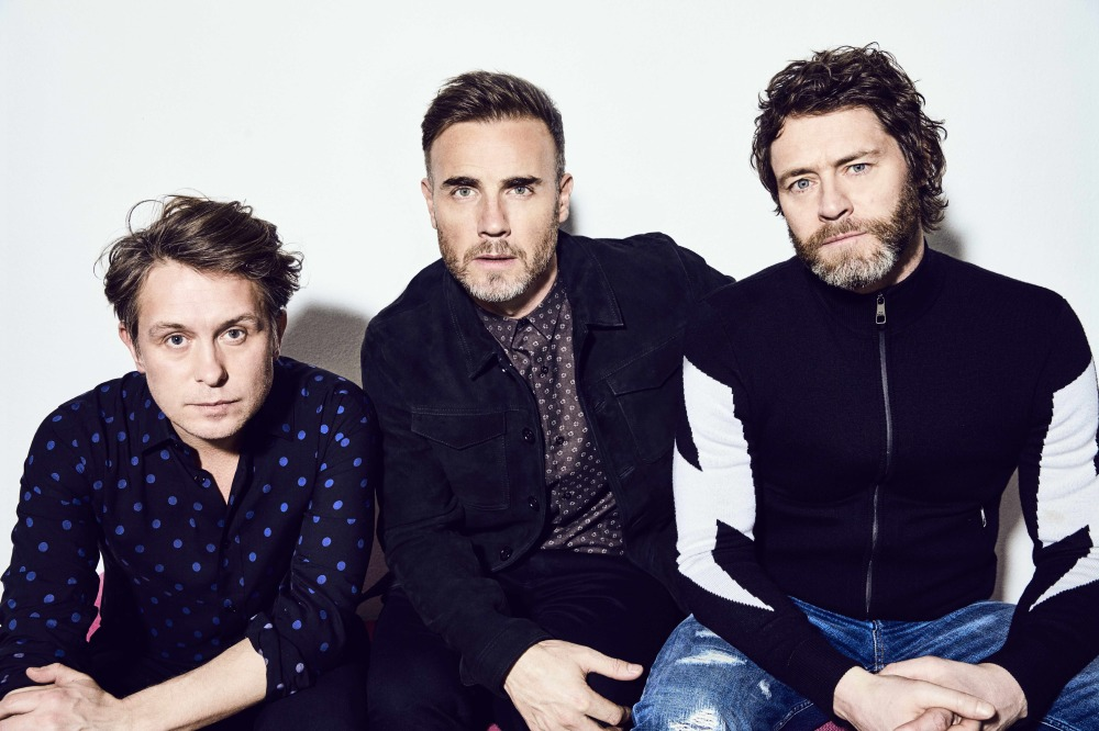 Take That are one of many boy bands to split and get back together