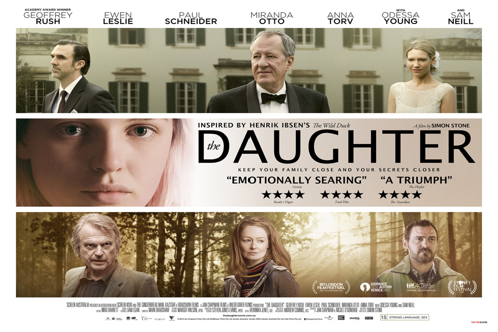 The Daughter Exclusive Clip
