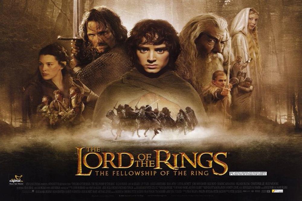 Lord of the Rings: The Fellowship of the Ring - From The Vault