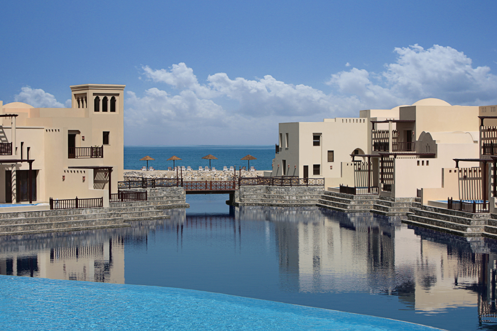 Situated on the Persian Gulf, Ras Al Khaimah is known for its stunning white sandy beaches and glistening azure waters