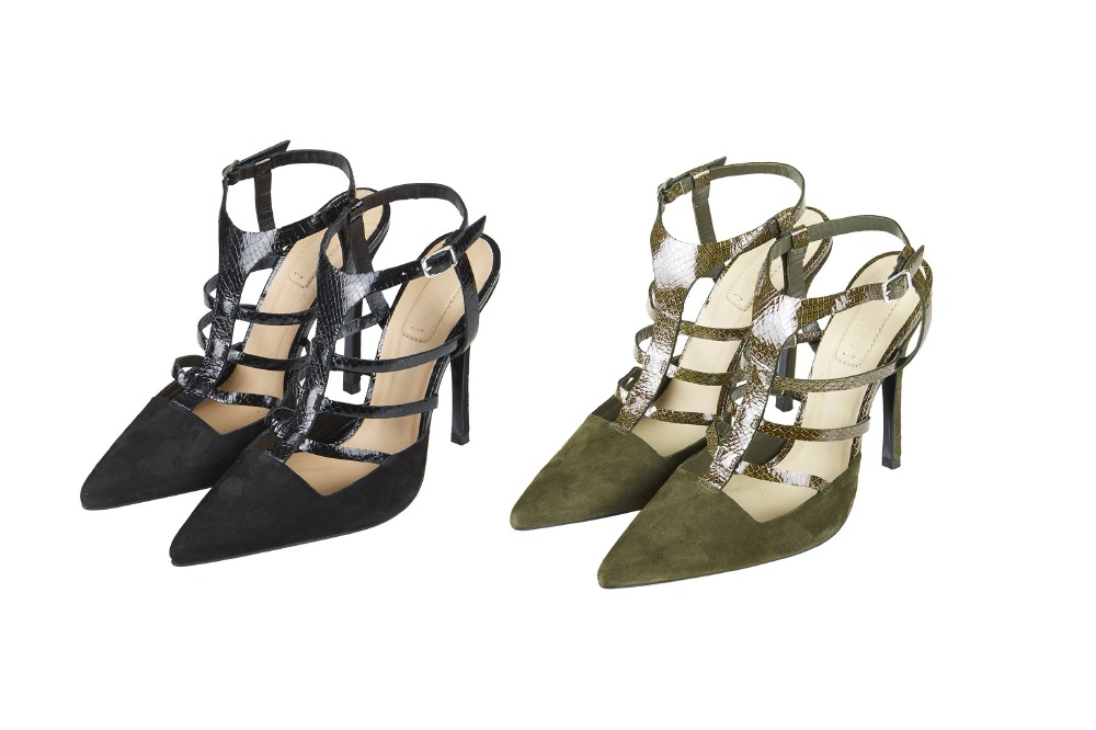 These Topshop heels are sure to be a style hit