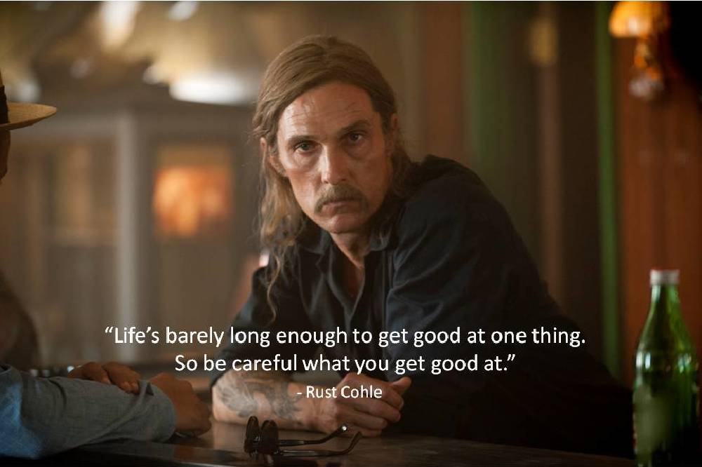 True Detective - best quotes from seasons 1 and 2