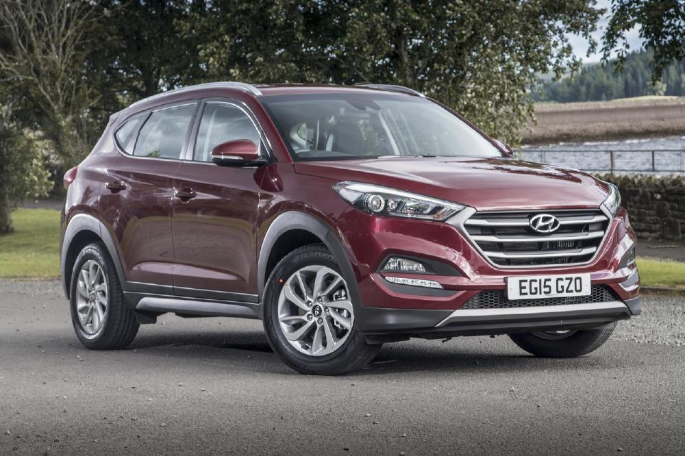 All new Hyundai Tucson