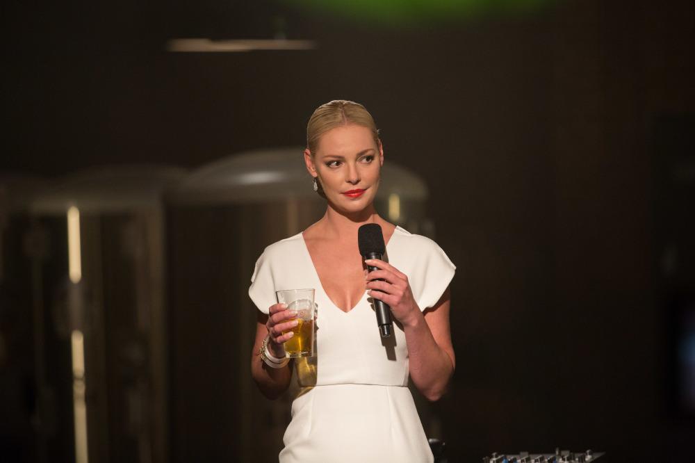 [EXCLUSIVE] Katherine Heigl Talks New Movie Unforgettable ...