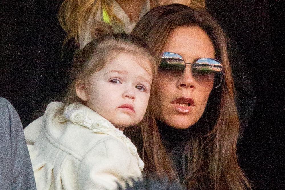 Harper Beckham Style 7 Burberry Coats We Love