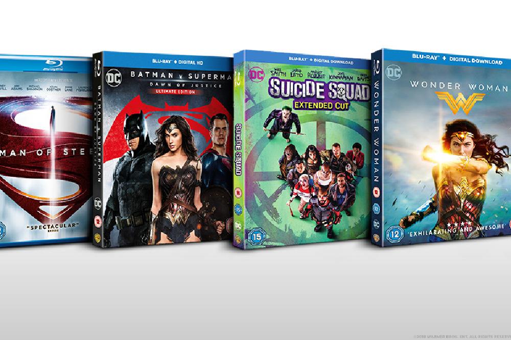DC Entertainment unveils new publishing imprint