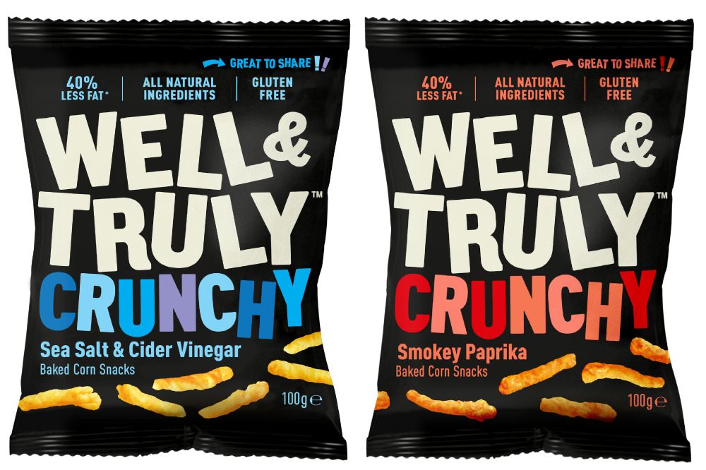 Well and Truly Crunchy- wellandtruly.com, Sainsbury's Ocado, Tesco, Whole Foods, Booths, Farmdrop, Amazon