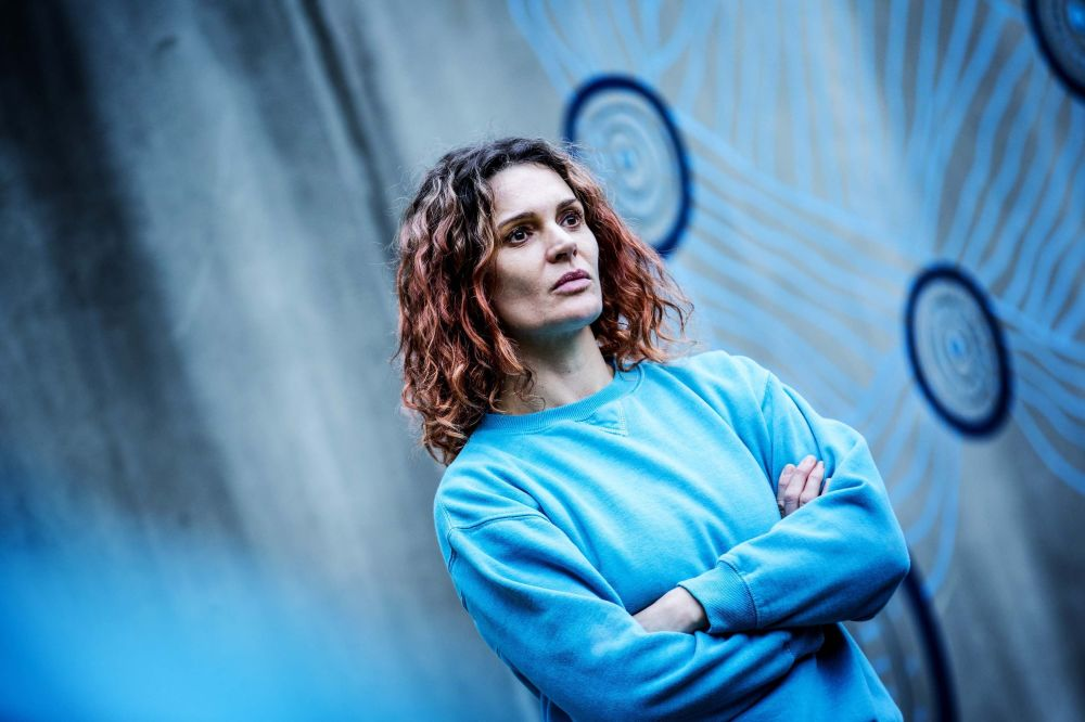 Bea Smith in Wentworth Prison