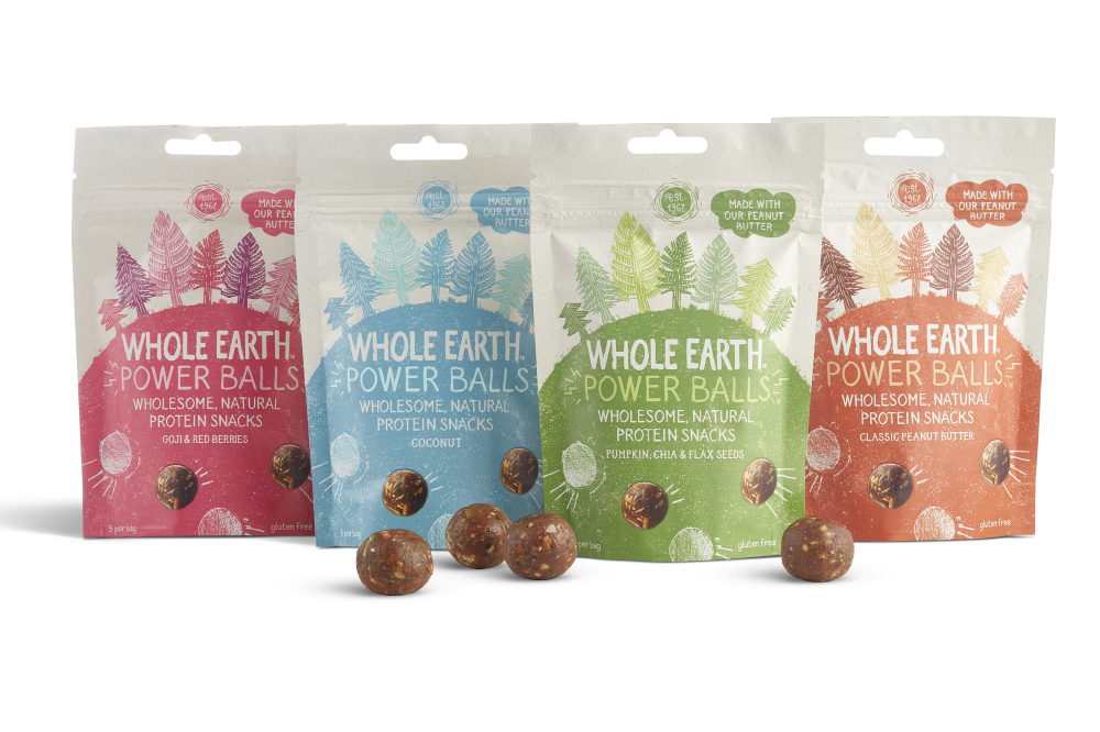 Whole Earth Power Balls