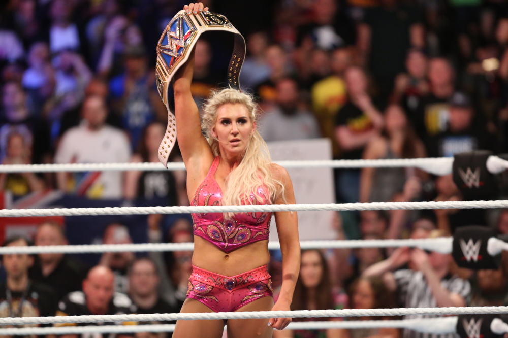 Charlotte Flair captured the SmackDown Women's Championship at SummerSlam 2018