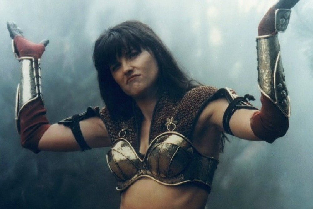 Xena Warrior Princess Reboot Is In The Works At Nbc