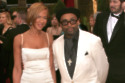 Spike Lee and Tonya Lewis (Credit: Famous)