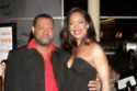 Laurence Fishburne and Gina Torres (Credit: Famous)