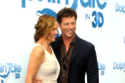 Harry Connick Jr and Jill Goodacre