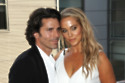 Elizabeth Berkley and Greg Lauren (Credit: Famous)
