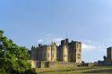 Alnwick castle was home to Harry Potter cast
