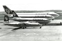 Air New Zealand fleet in 1946