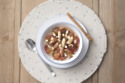 Caramelised Apple And Cinnamon Porridge