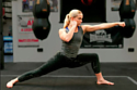 Boxing yoga could help release a lot of stress