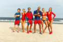 The cast of 2017 movie Baywatch