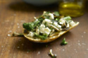 Bruschetta with Tenderstem®, Garlic Mushrooms & Feta
