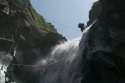Canyoning is an extreme sport in The Azores