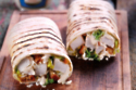 Chicken C'zar Wrap