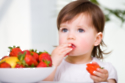 Encourage your toddler to eat fruit