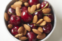 Almonds and Cherries