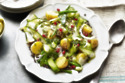 Mediterranean Potato Salad With Green Beans