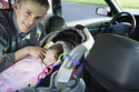Dads as dangerous as drink-drivers when taking their baby home from hospital