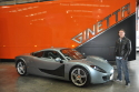 Dave And His New Ginetta G60