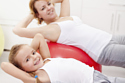 It's up to mums to encourage movement in their child
