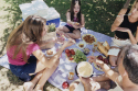 Picnics are the perfect way to relax and enjoy the sun